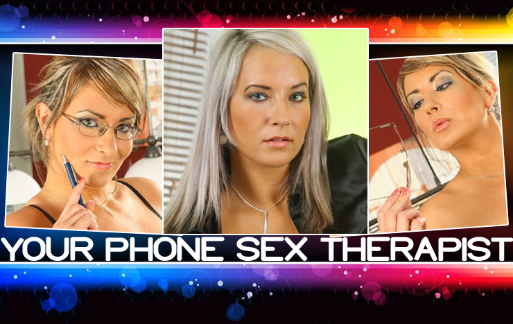 Your Phone Sex Therapist